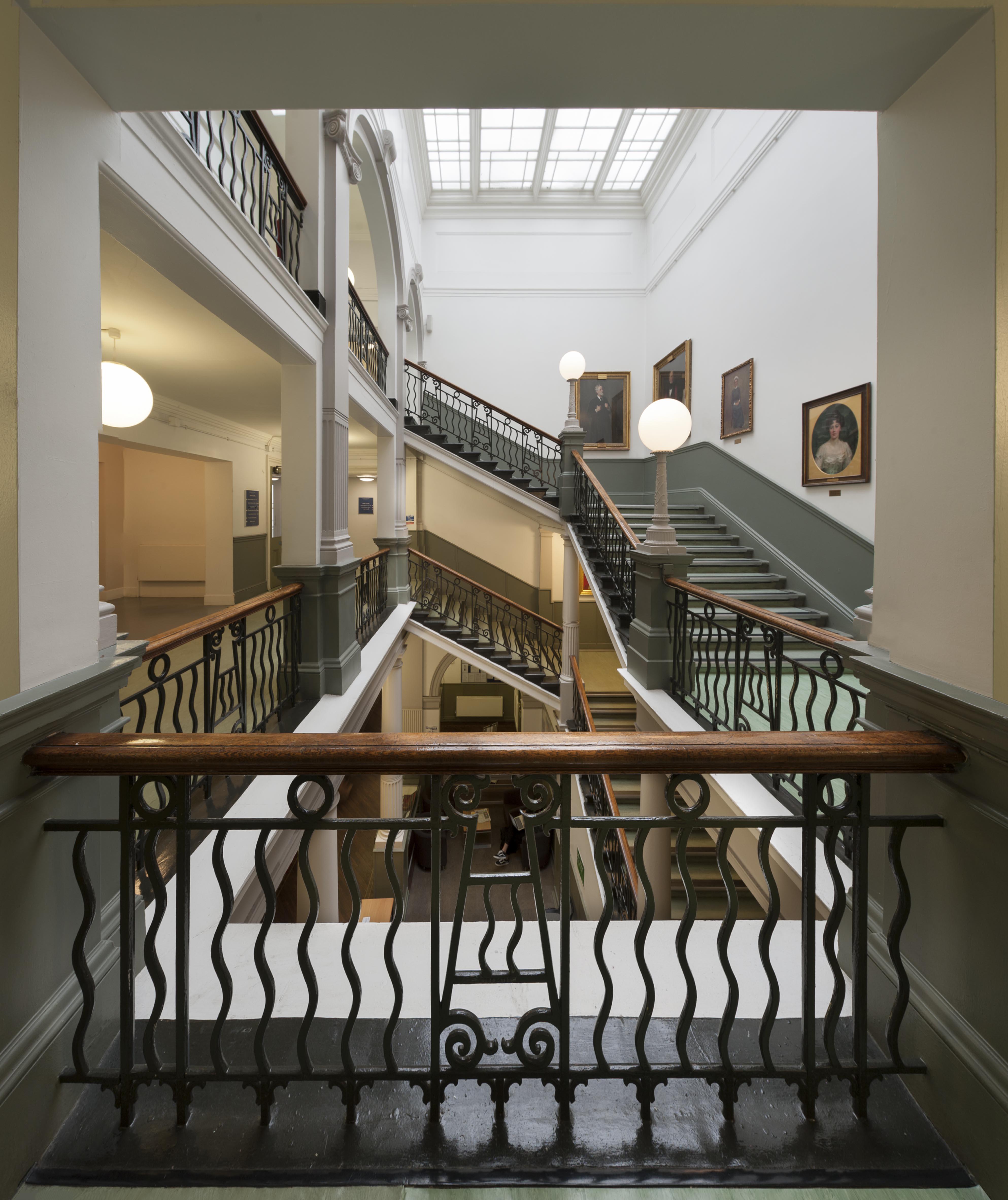 Old Library Garrod Building Whitechapel